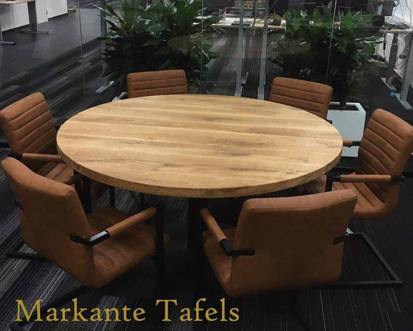 Ongebruikt Ronde tafel - Markante Tafels PH-42