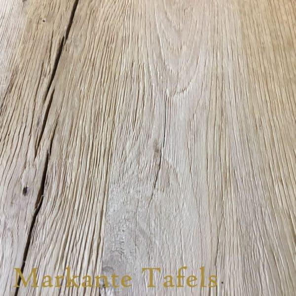Geborsteld oud eiken + matte lak